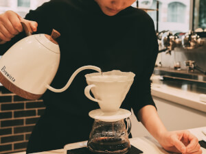 Pour-over Coffee Workshop (V60)