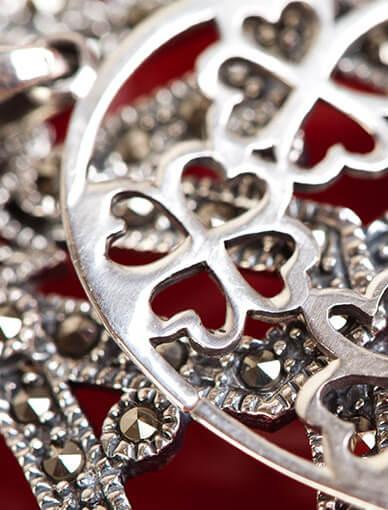 Precious Metal Clay Jewellery Making Class
