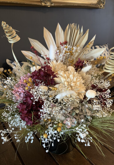 Preserved Flower Arranging Class