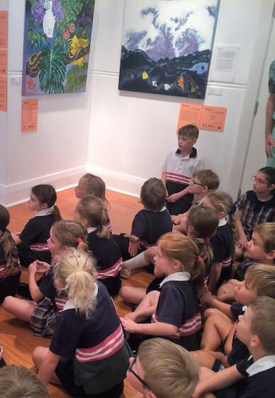 Private Kids Art Class (5-15 Years)