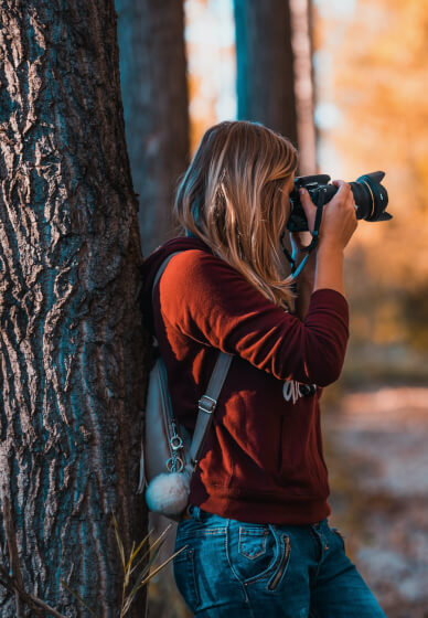 Private Photography Class - 1 Hour