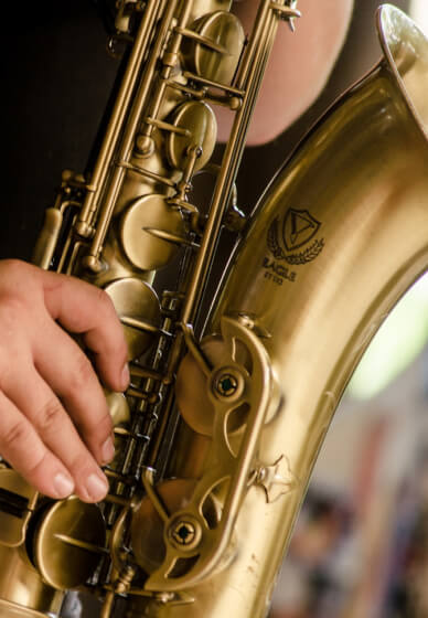 Saxophone / Clarinet Lessons