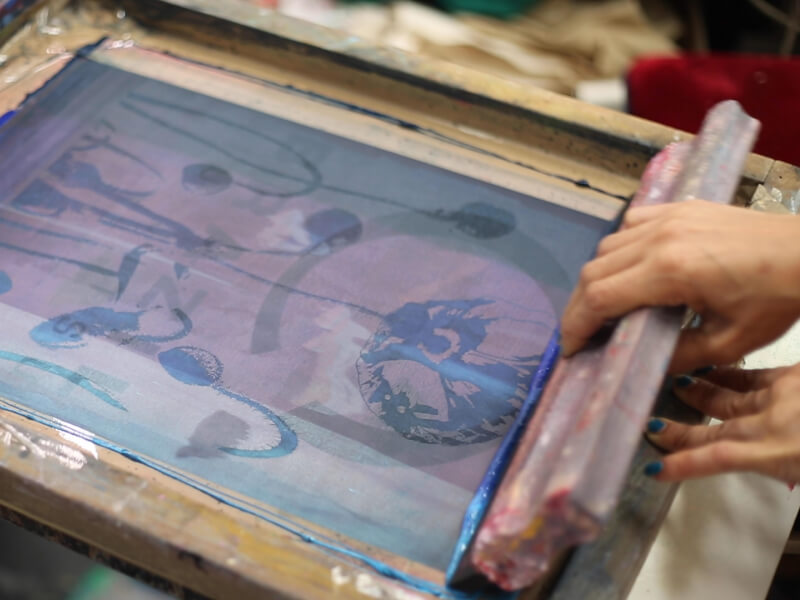 62ccf876a Screen Printing Workshop Sydney | Experiences | ClassBento