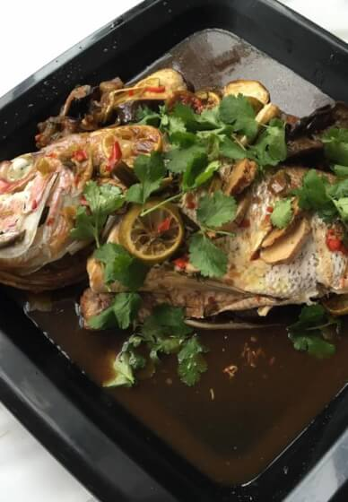 Seafood BBQ Cooking Class (Marrickville)