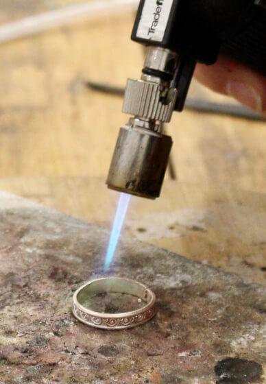 Silver Jewellery Making Workshop for Beginners