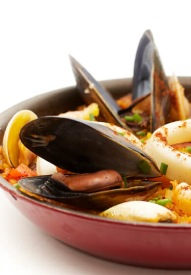 Spanish Paella and Tapas Cooking Class