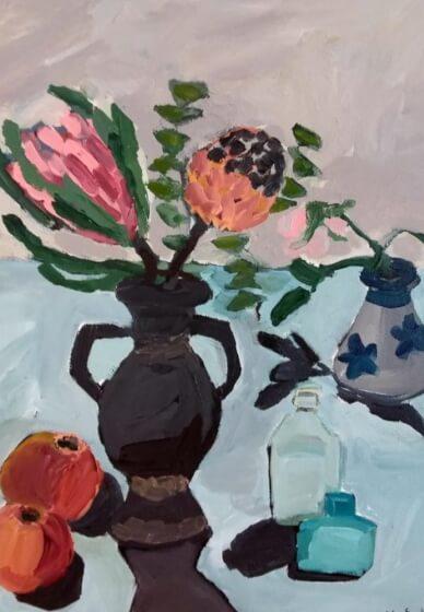 Still Life Painting Workshop