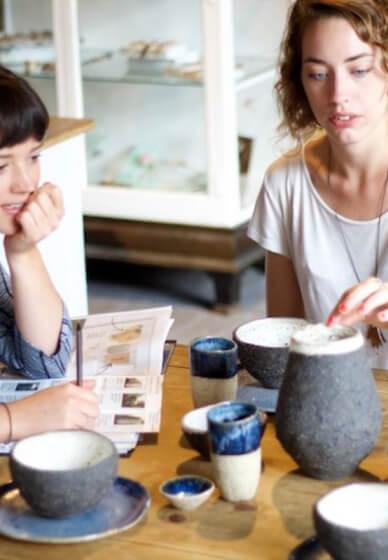 Stoneware Ceramics Workshop