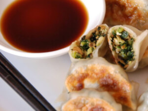 Superfood Gyoza Cooking Workshop