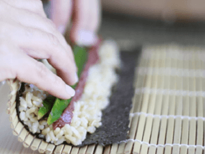 Superfood Sushi Workshop