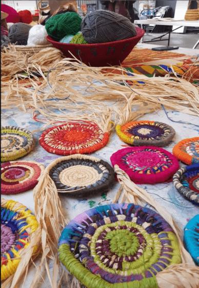 Sustainable Basket Weaving Workshop