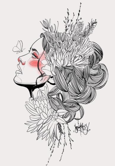Tattoo Illustration Class