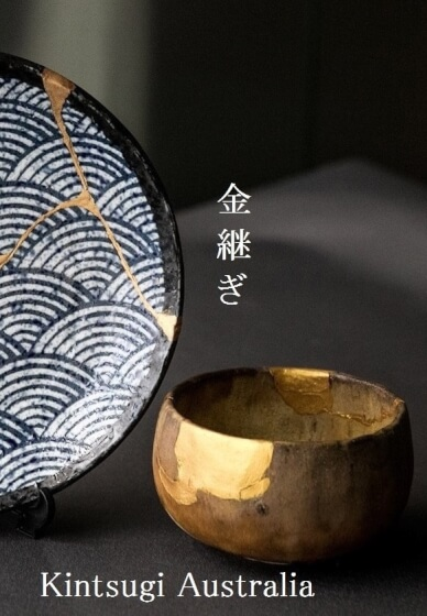 Traditional Kintsugi Intensive Course in Canberra