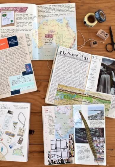 Travel Journal Workshop
