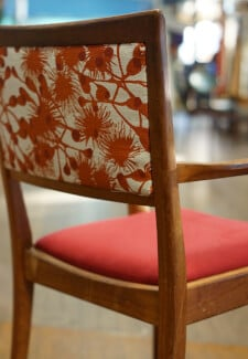 Two-day Chair Upholstery Workshop