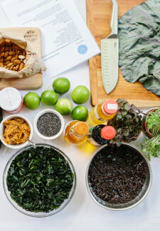 Two Day Intensive Cooking Class: Food as Medicine