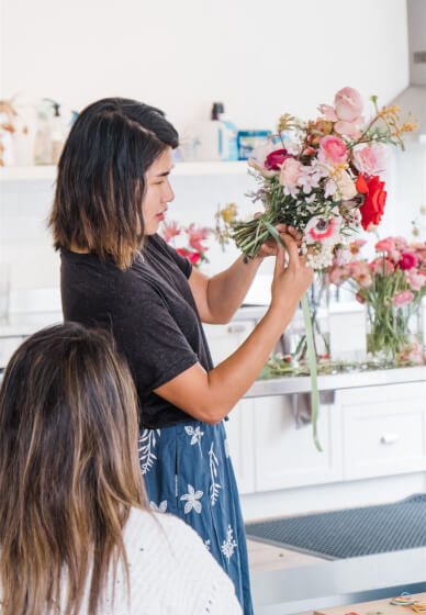 Two Day Intensive Floristry Course