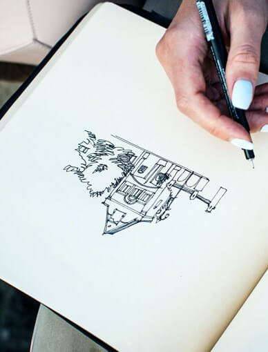 Urban Sketching Class for Beginners