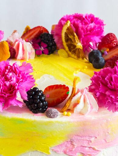 Vegan Cake Decorating Class