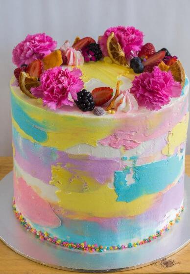 Vegan Cake Decorating Fundamentals Class Sydney | ClassBento