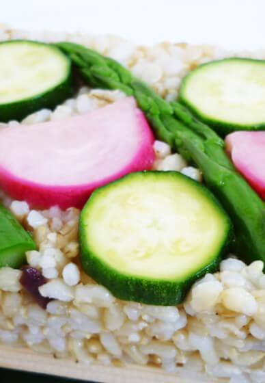 Vegan Sushi for Kids Workshop
