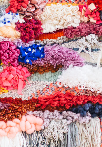 Weave a Wall Hanging Like a Pro Workshop