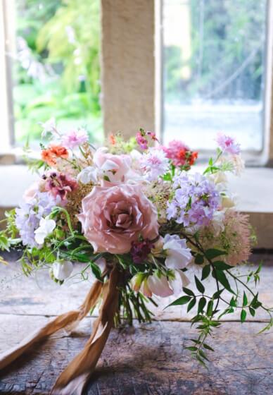 Wedding Flower Bouquet Workshop