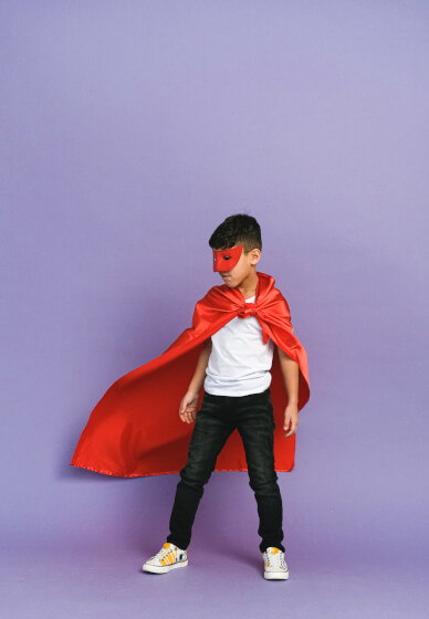 Wellbeing Class for Kids: We All Have Super Powers