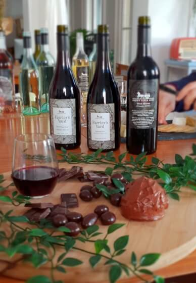 Wine & Chocolate Matching Class