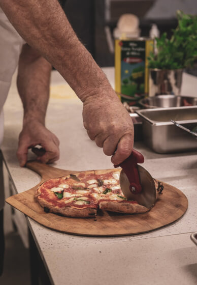 Wood Fired Pizza Cooking Class