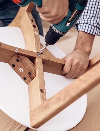 Woodworking Class: Restore and Repair Furniture
