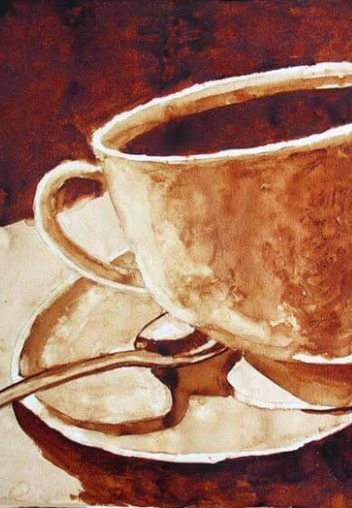 Learn How to Paint with Coffee Brisbane | Events | ClassBento