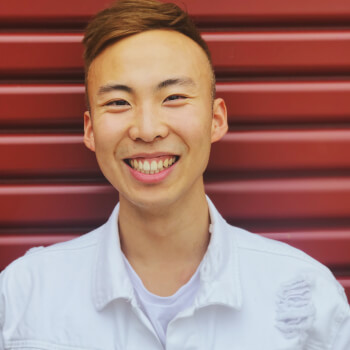 Jeffery Hu, dance teacher