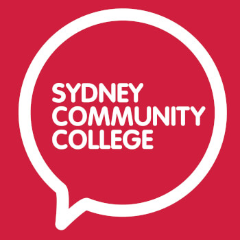 Sydney Community College, textiles, baking and desserts and painting teacher