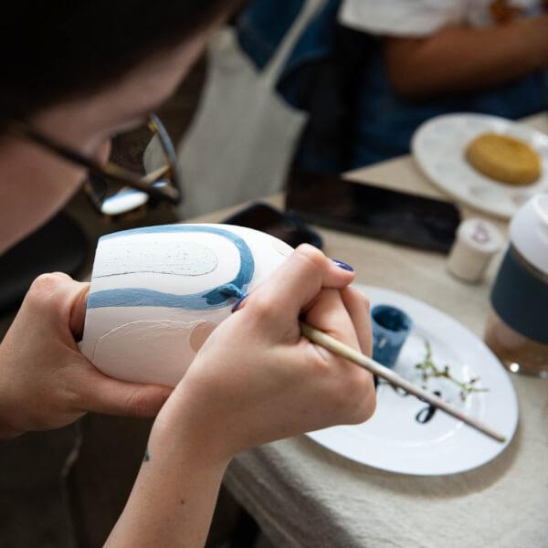 Ceramic Painting And Glazing Classes Sydney Classbento
