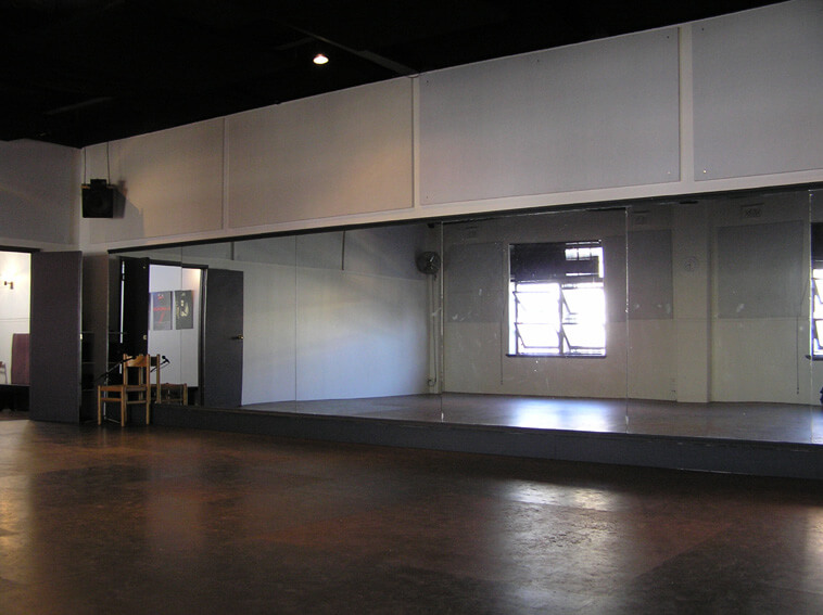 Dance Studio and Rehearsal Space