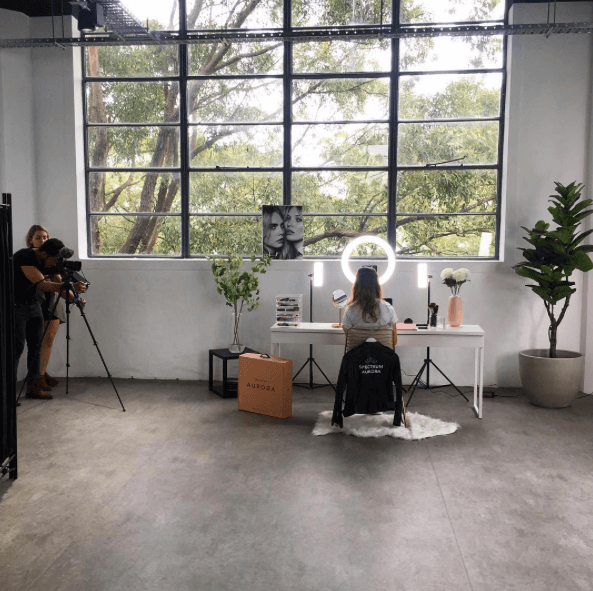Modern Photography Studio | Workshop Venue | Rosebery