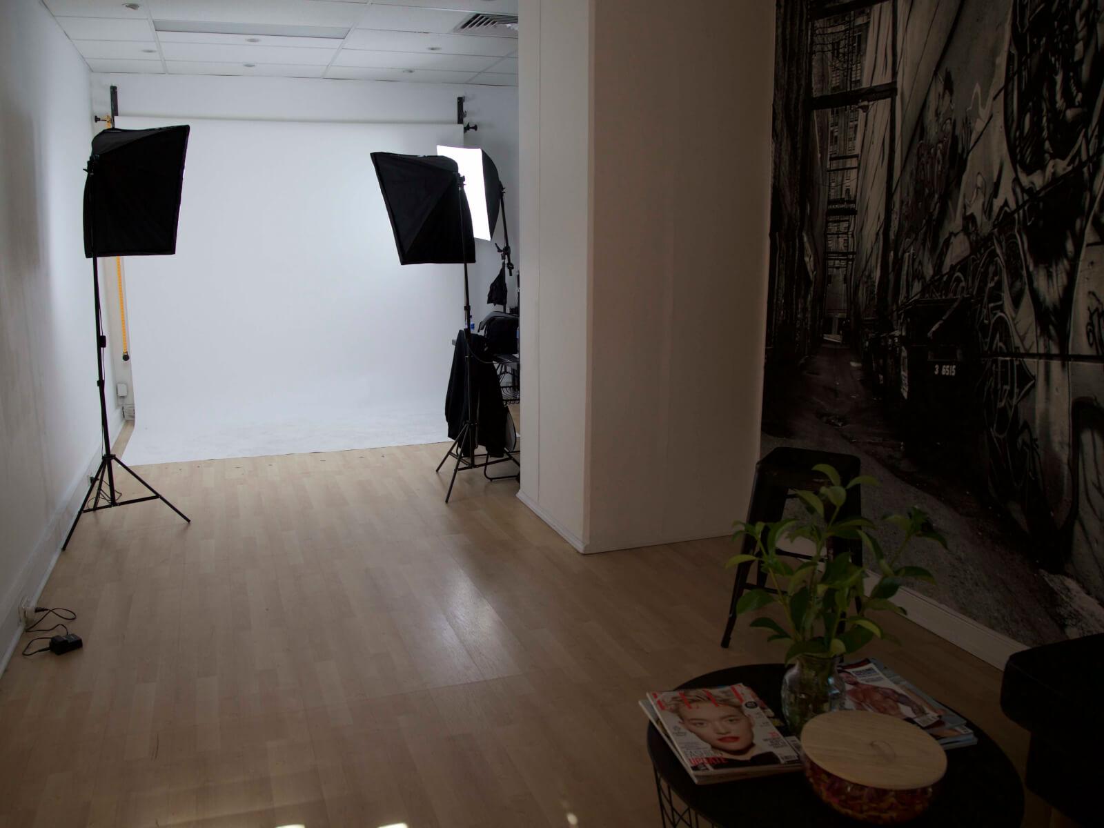 Photography Studio | Workshop Venue | Leichhardt | ClassBento