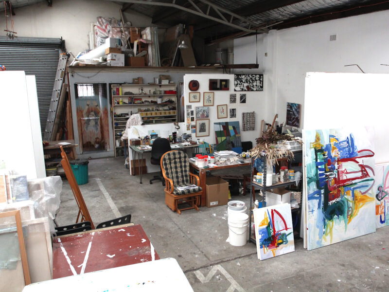 Scratch Art Space Artist Studios